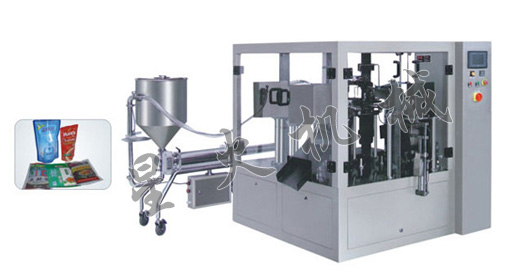 酱料包装机械