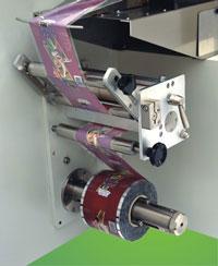 XH-250X下走纸枕式包装机送纸机构