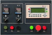 XH-350枕式包装机控制面板