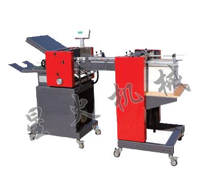 XH382SD折纸机